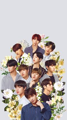 Wanna One Wallpaper Credit: wannaonedits Got7, K Pop, Ong Seung Woo, Guan Lin, Lai Guanlin, First Love, My Love, My Destiny, Kim Jaehwan