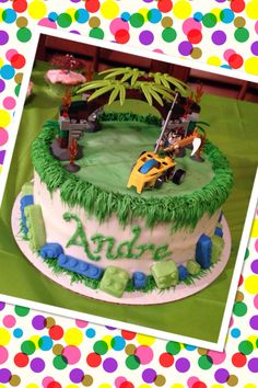 Chima cake