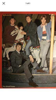 Life through the lens of Mod Kenney Jones, Blue Soul, Ronnie Lane, Faces Band, Steve Marriott, 60s Music, Mod Fashion, 1960s Fashion, Small Faces