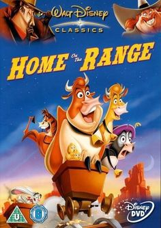 Home On The Range (DVD / Walt Disney 2004)