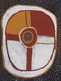 Timothy Cook Kulama, 2012 natural earth pigments on linen 47 x 35 inches x 90 cm ) Jilamara Arts & Crafts Catalog EMAIL INQUIRY Earth Pigments, Haida Art, Indigenous Art, Natural Earth, Art Projects, Arts And Crafts, Cook, Catalog, Expressionism