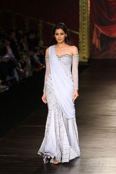 Monisha Jaisingh   India Couture Week 2017 #monishajaisingh #ICW2017 #indiancouture #PM