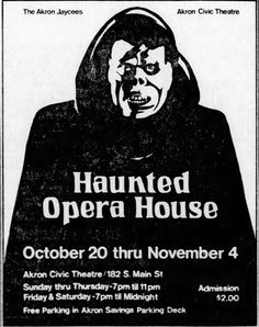 Civic Theatre, Haunted Attractions, Wax Museum, Opera House, Classic, Derby, Classic Books, Opera
