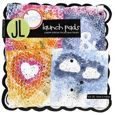 Launch Pads vol. 20 - Messy Kind of Love by Jacque