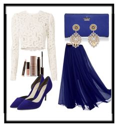 """""""Elegant Cool"""" by suznny ❤ liked on Polyvore featuring A.L.C., Kate Spade, Miguel Ases, Laura Mercier, 3.1 Phillip Lim and Elegant"""