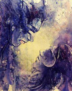 Watercolor Artist Ashba Zulfiqar | Inspire Me Monday