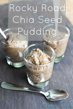 Rocky Road Chia Seed Pudding - The Local Vegan - www.thelocalvegan.com