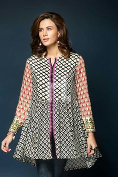 Stylish Dress Designs, Designs For Dresses, Dress Neck Designs, Stylish Dresses, Casual Dresses, Girls Dresses, Simple Pakistani Dresses, Pakistani Fashion Casual, Pakistani Dress Design