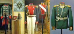 Русский военный костюм в России XVIII - начала XX века