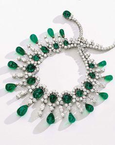 Brooke Astor's 22.84 Carat Engagement Ring Sells for $1.2 Million at Sotheby's - JCK
