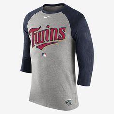 81f7c40b5dba Size Large Men s San Francisco Giants Nike Gray Authentic Collection Legend  Three-Quarter Sleeve Raglan T-Shirt