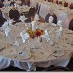 Nigerian wedding cheap reception decoration ideas 5