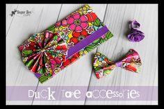 Duck Tape Accessories! - Sugar Bee Crafts