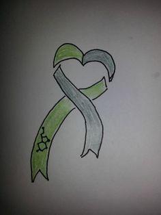 Depression manic bipolar tattoo designed by april martin for Bipolar disorder tattoo