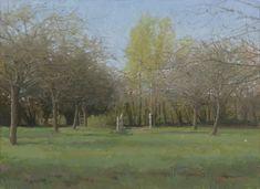 Jacob Collins, 'Apple Orchard, Normandie', 2016