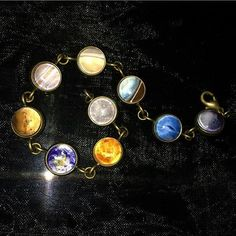 Galaxy Necklace by jerseymaids | Hatch.co