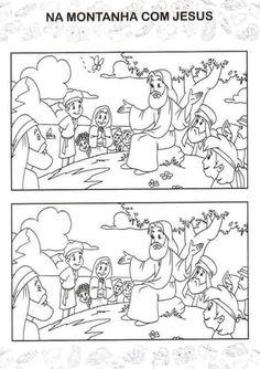 7 melhores imagens de Desenhos da Bíblia para colorir
