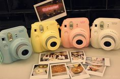 Let's Talk About... Beauty: GIVEAWAY | Fujifilm Instax Mini 8