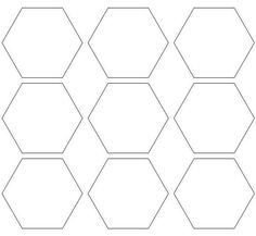 Free ~ Hexagon and any other shape generator, insert shape