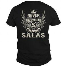 Cool  SALAS S 2017 AWESOME Shirts & Tees