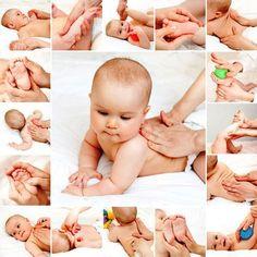 El masaje infantil es una antigua tradición en muchas culturas del mundo que ha sido redescubierta en occidente. Está clínicamente dem...