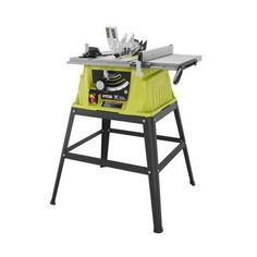 Ryobi ZRRTS10G 15 Amp 10 in. Table Saw with Steel Stand (Certified Refurbished)