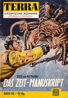 Terra 191 by Aeron Alfrey - Even the Germans love the pulps