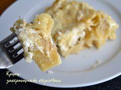 Ζυμαρικά στο φούρνο με κρέμα γιαουρτιού - cretangastronomy.gr Cookbook Recipes, Cooking Recipes, Macaroni And Cheese, Grilling, Recipies, Food And Drink, Pasta, Ethnic Recipes, Desserts