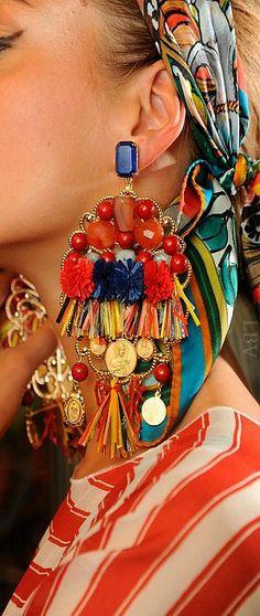 Dolce & Gabbana Women Fashion Show Backstage | LBV S14 ♥✤