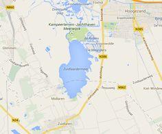Kaart - Zuidlaardermeer.nl