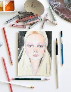 Pink Brows — victoria-riza