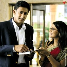 Mandira Bedi has her fan moment with Anil Kumble in Meerabai Not Out.