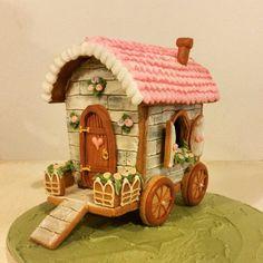 De Koekenbakkers - Beautiful gingerbread creation