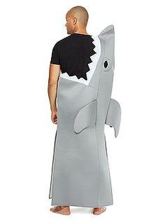 Déguisement homme - Déguisement 'attaque de requin' - Kiabi
