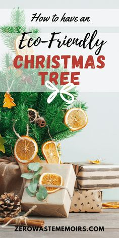 Want to reduce your impact on the environment this holiday season? Start with an eco-friendly Christmas tree. Not sure what exactly is the most eco option? That's where we're here to help! Check out our zero waste Christmas tree ideas here. Frugal Christmas, All Things Christmas, Christmas Tree, Holiday, Christmas Ideas, Sustainable Gifts, Sustainable Living, Christmas Party Themes, Christmas Decorations