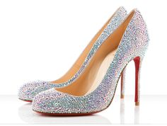 Christian Louboutin – Crystal Shoes