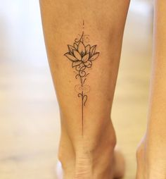 Flower Tattoos for Women - 85 Rose Tattoos for Women - Pretty Tattoos, Cute Tattoos, Leg Tattoos, Beautiful Tattoos, Body Art Tattoos, Tatoos, Flash Tattoos, White Ink Tattoos, Ankel Tattoos