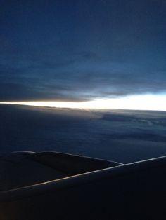 Entre nuit et turbulences