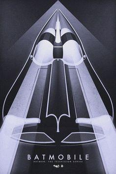 '66 TV Batmobile