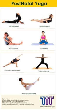 #Postnatal #Yoga for New Mothers