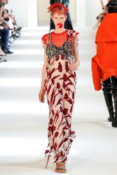 John Galliano for Maison Margiela Fall Winter 2016 Haute Couture Fashion Week, Look Fashion, Fashion Show, Womens Fashion, Fashion Design, John Galliano, Style Couture, Couture Fashion, Collection Couture
