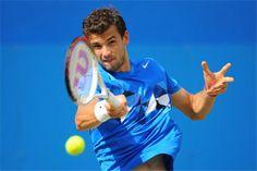 Grigor Dimitrov~~ play like Roger Federer!