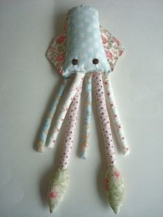 must make baby gift squids for my friends!