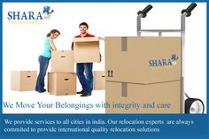 We Provide Tran-shipment with #Safe & #Secure We have all over india #Branches for Relocation Services