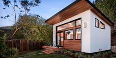 Kleines Luxus Haus in weniger als 6 Wochen bauen - fresHouse