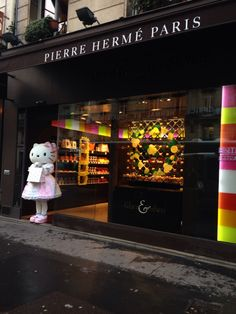 "PIERRE HERMÉ PARIS, 72 rue de Bonaparte, Paris - The luxury chocolate & macaron boutiques of Pierre Hermé., formerly of gourmet caterer Fauchon, Hermé has been termed ""the Picasso of pâtisserie"" by Vogue. The Fauchon-trained chef Audrey Baharier, who runs cooking classes at Atelier des Gâteaux, reckons Hermé's chocolate & passion fruit macarons are as good as it gets. Although at the pricey end of the macaron market, they are deliciously creamy, delicate & perfumed, with generous ganache…"