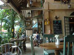 """バリ島へ行く。⑦ ~ウブドのおしゃれカフェ~の画像:女性ゲームプロデューサーの""""旨い""""を探す大冒険「メシクエLV34」"""