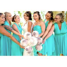273eccbe51a  thedaintyard  turquoisedress  infinitydress  convertibledress  wrapdress   bridesmaiddress  bridesmaidsdress  maidofhonordress  turquoisewedding