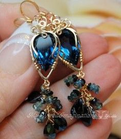 Great Jewelry Tutorials and Handmade Jewelry for Everyday Wearable Art