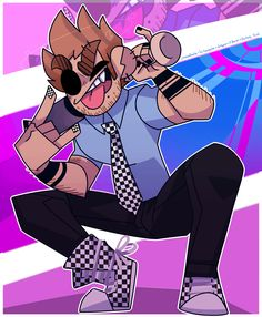 Tom is checkered up boi